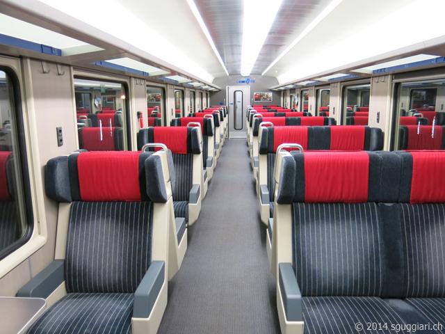 TiLo: abolire la prima classe sui treni regionali? (14.01.2014)