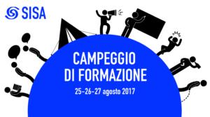 Campeggio di formazione 2017