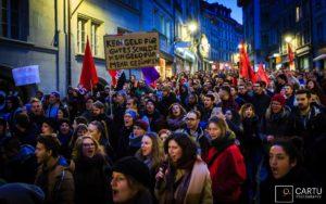 Manifestazione nazionale - In rivolta per l'istruzione! @ Berna