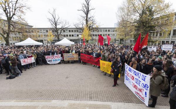 In rivolta per l'istruzione! Settimana d'azione e manifestazione nazionale di Azione_Istruzione