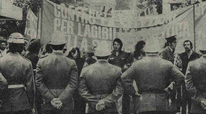 A 50 anni dal 1968, sulle tracce della contestazione studentesca