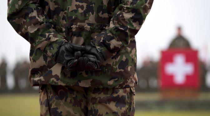 Dopo Emmen, abusi anche a Isone: rompiamo il velo di omertà dell'esercito!