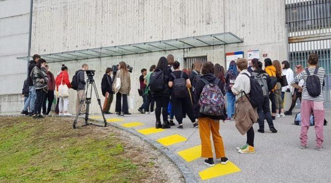 Studente ucraino del CSIA: si fermi il rimpatrio e si faccia chiarezza!