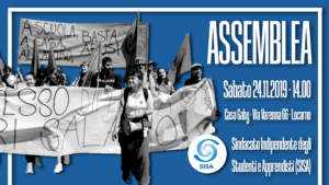 Assemblea generale @ Casa Gabi