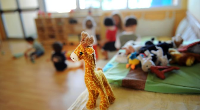 Bambini già discriminati alla nascita?
