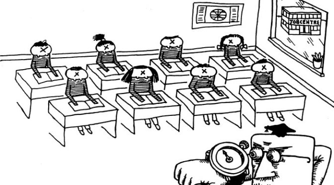 Il nuovo orientamento scolastico: al servizio del padronato e del mercato del lavoro!