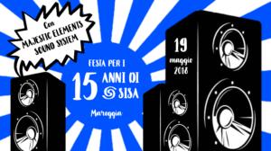 15 anni di SISA - Festa @ Maroggia