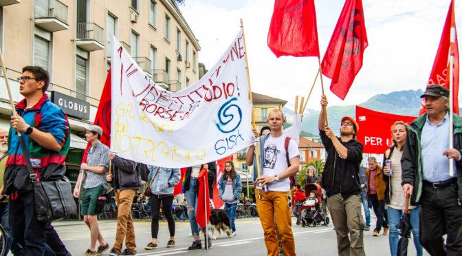 1° maggio 2018 – Corteo sindacale (Gallery)