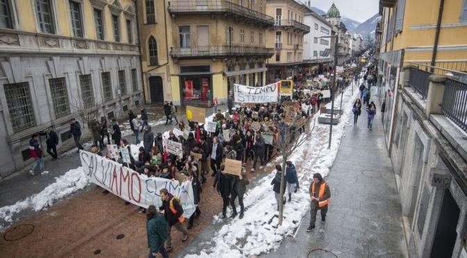 La lotta paga. Ora continuiamo a lottare: salviamo il clima, pretendiamo la parità!