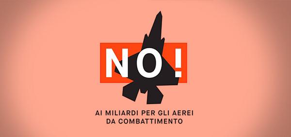 Costituito il Comitato giovanile contro l'acquisto di nuovi aerei da combattimento!
