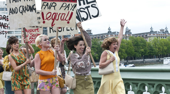 """""""We want sex"""": la necessità della lotta sindacale nella lotta per la parità"""