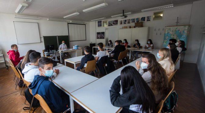 Ancora troppe le lacune nel rientro a scuola: insoddisfatto il SISA