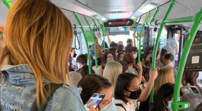 """Il SISA lancia la petizione: """"COVID-19 e trasporto pubblico: più corse nelle tratte affollate!"""""""